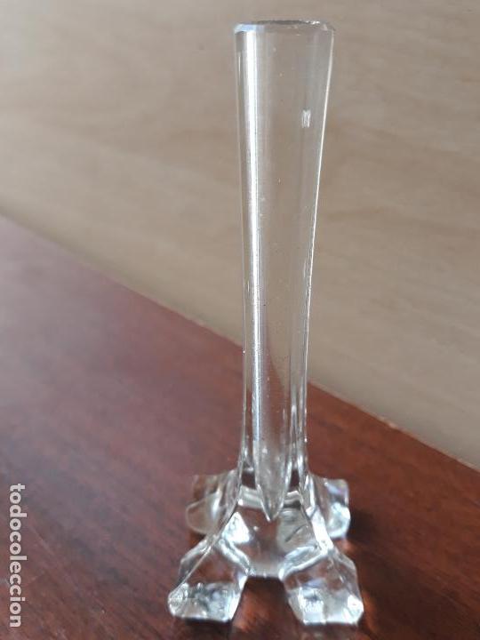 Casas de Muñecas: Jarrón florero de cristal- miniatura accesorio casa muñecas - Foto 2 - 149316366