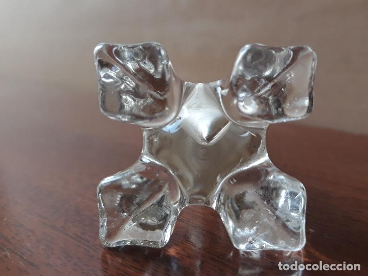 Casas de Muñecas: Jarrón florero de cristal- miniatura accesorio casa muñecas - Foto 5 - 149316366