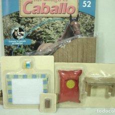 Casas de Muñecas: MI AMIGO EL CABALLO-PUERTA VALLA SACO MESA MANT-PLANETA DE AGOSTINI 2002-CASA MUÑECAS CUADRA ESTABLO. Lote 150944754