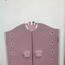 Doll houses - Armario madera muñecas - 151120326