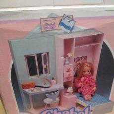 Doll houses: CHANEL Y SU CUARTO DE ESTUDIO. Lote 151463426