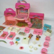 Casas de Muñecas: CASA GRANDE DE LA FAMILIA MICKEY PLASTICOS SANTA ELENA AÑOS 80 'S. Lote 152446690