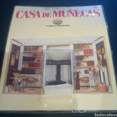 Casas de Muñecas: CTC - ATRIL - CREA Y DECORA TU CASA DE MUÑECAS - Nº 86 - PLANETA AGOSTINI AÑOS 90 - NUEVO. Lote 208413910