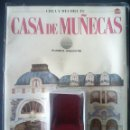 Casas de Muñecas: CTC - SILLON TERCIOPELO - CREA Y DECORA TU CASA DE MUÑECAS -Nº 119 - PLANETA AGOSTINI AÑOS 90 -NUEVO. Lote 155076022