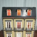 Casas de Muñecas: ESPECTACULAR CASA DE MUÑECAS CON LUZ Y MOBILIARIO COMPLETO. PARIS ROYALE. Lote 155782454