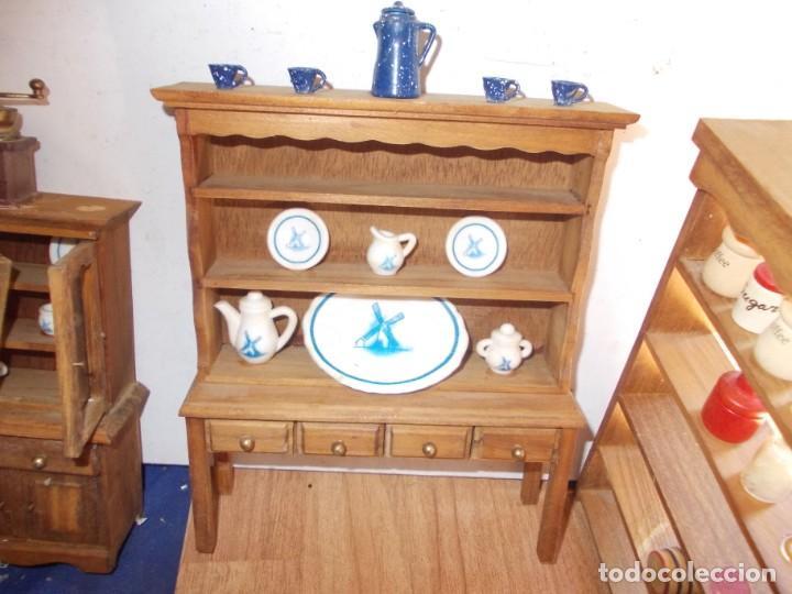 Casas de Muñecas: mueble de cocina de casita de muñecas - Foto 2 - 155871754