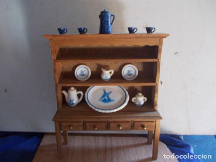 Casas de Muñecas: mueble de cocina de casita de muñecas - Foto 4 - 155871754