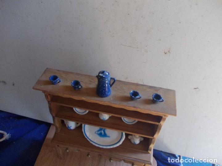 Casas de Muñecas: mueble de cocina de casita de muñecas - Foto 6 - 155871754