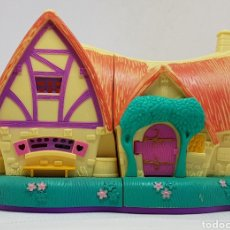 Casas de Muñecas: CASA DISNEY - TIPO POLLY POCKET - 22 CM - CAR140. Lote 156633406