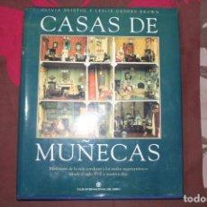 Casas de Muñecas: LIBRO CASA DE MUÑECAS OLIVA BRISTOL CLUB INTERNACIONAL DEL LIBRO . Lote 156830022