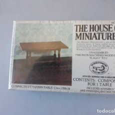 Casas de Muñecas: THE HOUSE OF MINIATURES MESA REF. 40070. Lote 156954914