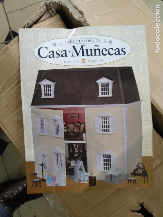 Casas de Muñecas: oportunidad - crea y decora tu gran casa de muñecas dollhouse collectors . original . ver fotos - Foto 2 - 208101583