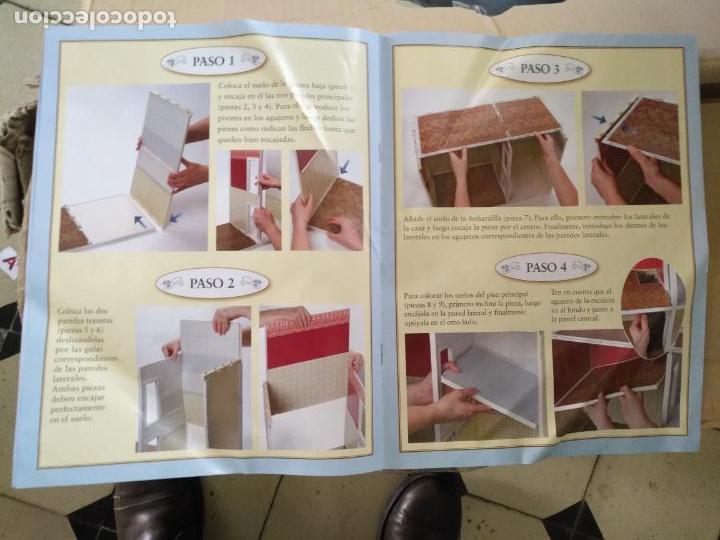 Casas de Muñecas: oportunidad - crea y decora tu gran casa de muñecas dollhouse collectors . original . ver fotos - Foto 43 - 208101583