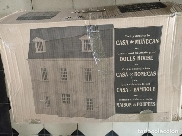 Casas de Muñecas: oportunidad - crea y decora tu gran casa de muñecas dollhouse collectors . original . ver fotos - Foto 50 - 208101583