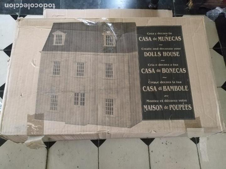 Casas de Muñecas: oportunidad - crea y decora tu gran casa de muñecas dollhouse collectors . original . ver fotos - Foto 53 - 208101583