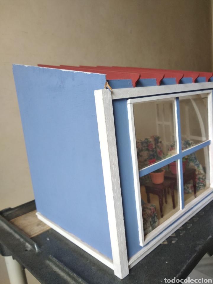Casas de Muñecas: Coqueta buhardilla de juguetes,y accesorios - Foto 2 - 158175716