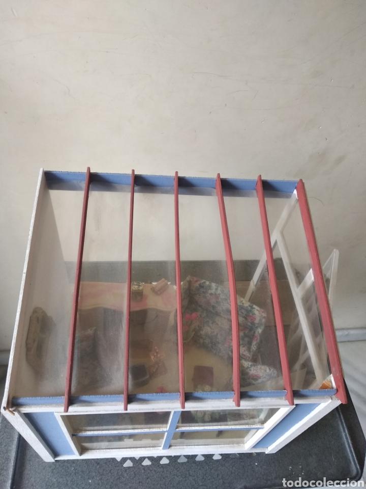 Casas de Muñecas: Coqueta buhardilla de juguetes,y accesorios - Foto 3 - 158175716