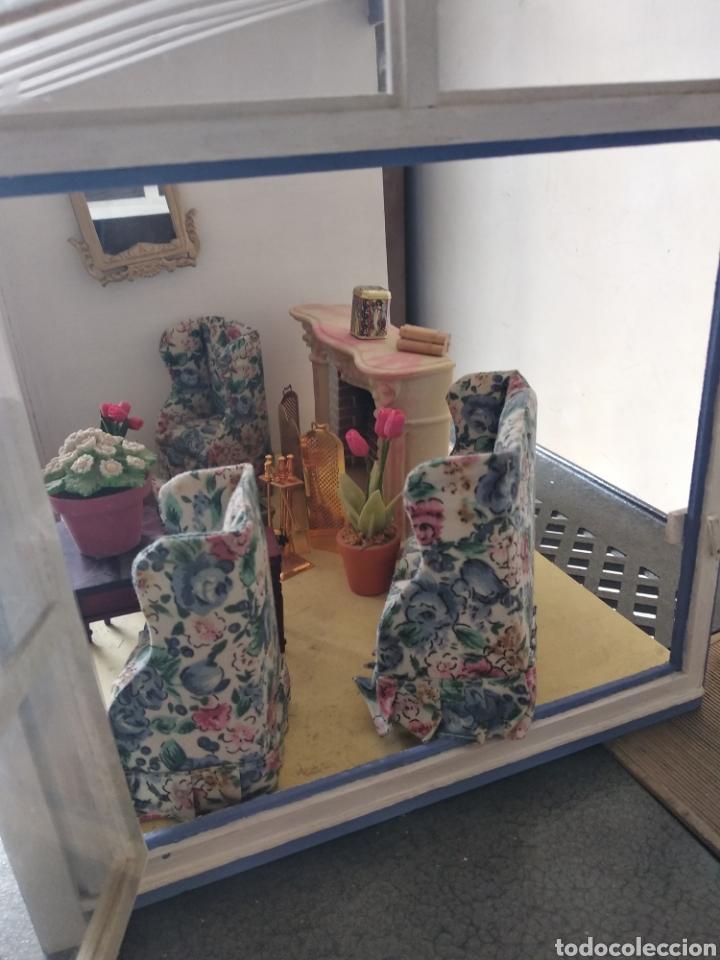 Casas de Muñecas: Coqueta buhardilla de juguetes,y accesorios - Foto 5 - 158175716