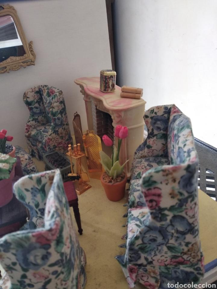 Casas de Muñecas: Coqueta buhardilla de juguetes,y accesorios - Foto 6 - 158175716