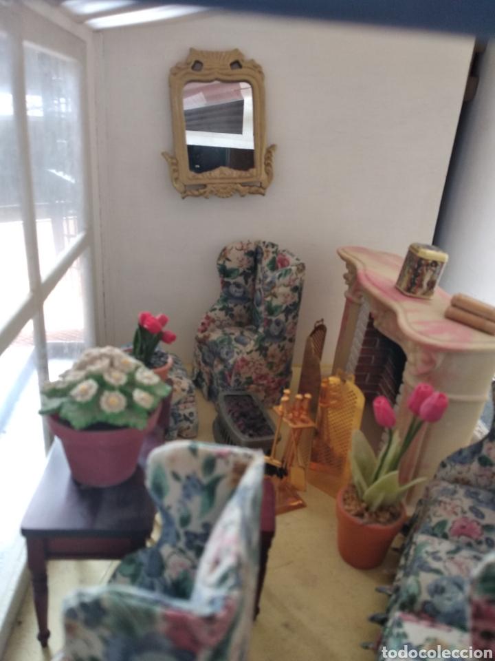 Casas de Muñecas: Coqueta buhardilla de juguetes,y accesorios - Foto 7 - 158175716