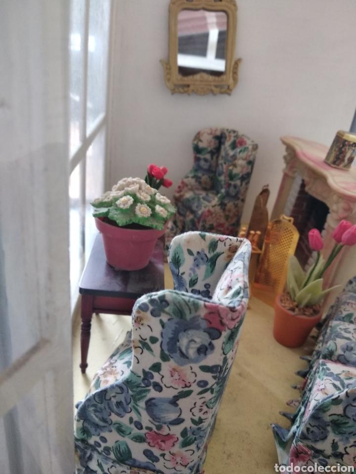 Casas de Muñecas: Coqueta buhardilla de juguetes,y accesorios - Foto 8 - 158175716