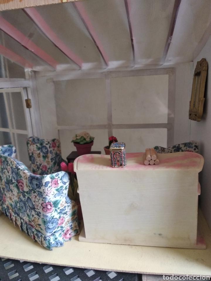Casas de Muñecas: Coqueta buhardilla de juguetes,y accesorios - Foto 10 - 158175716