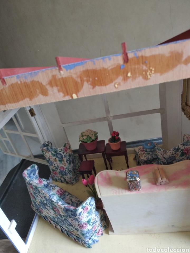Casas de Muñecas: Coqueta buhardilla de juguetes,y accesorios - Foto 11 - 158175716