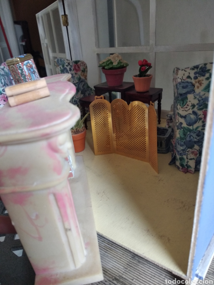 Casas de Muñecas: Coqueta buhardilla de juguetes,y accesorios - Foto 12 - 158175716