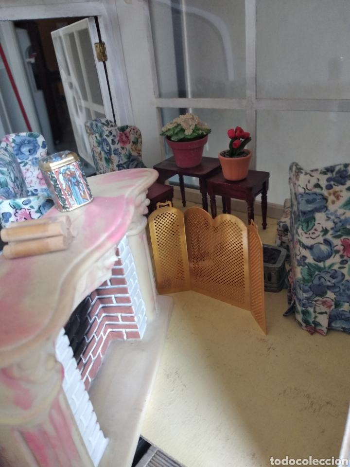 Casas de Muñecas: Coqueta buhardilla de juguetes,y accesorios - Foto 13 - 158175716