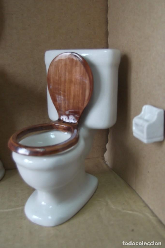 # cuarto de baño # de casa muñecas #porcelana # - Comprar ...