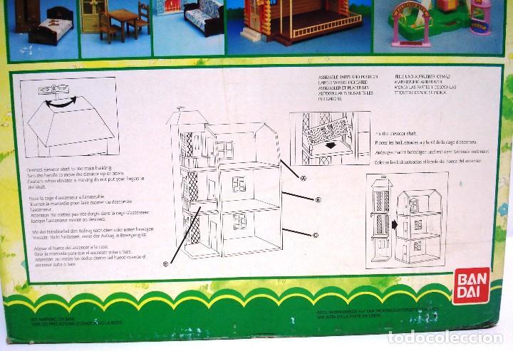 Casas de Muñecas: CASA DE LA LA ALDEA DEL ARCE CASA TRES PISOS CON ASCENSOR. DE BANDAI. AÑOS 80. ¡NUEVA.Y PRECINTADA! - Foto 3 - 167154924