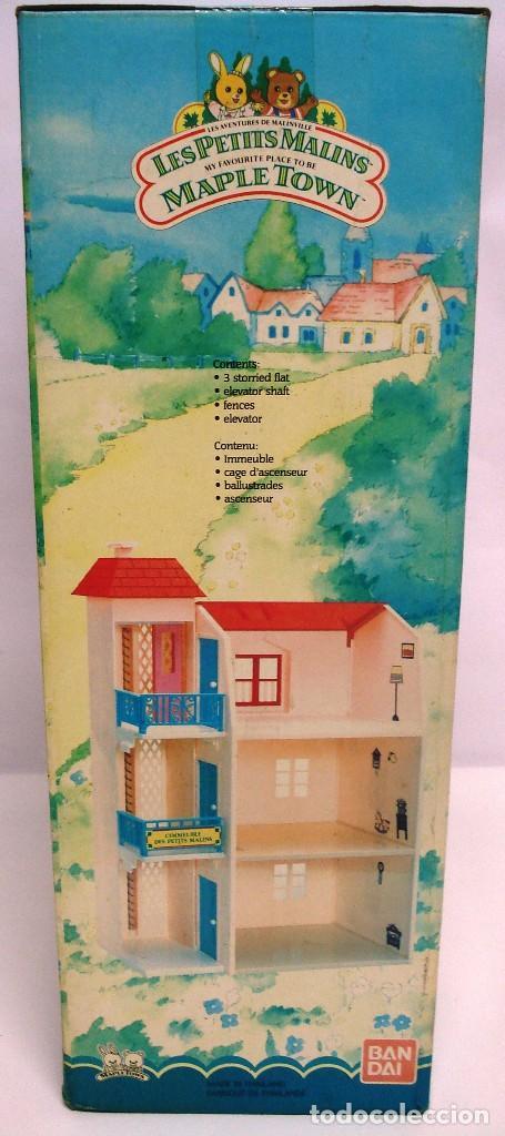 Casas de Muñecas: CASA DE LA LA ALDEA DEL ARCE CASA TRES PISOS CON ASCENSOR. DE BANDAI. AÑOS 80. ¡NUEVA.Y PRECINTADA! - Foto 4 - 167154924