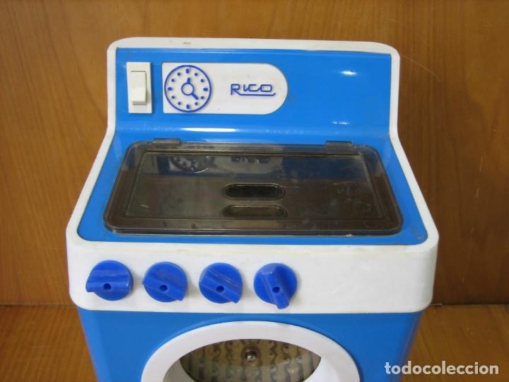 Casas de Muñecas: Antigua lavadora a pilas de Rico - Foto 3 - 167641928