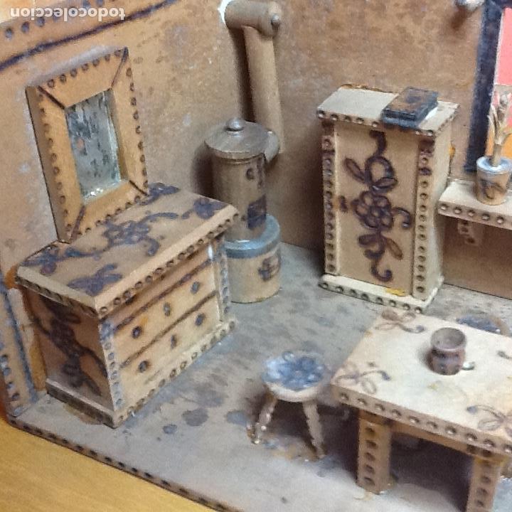 Casas de Muñecas: casita de muñecas muy antigua - Foto 2 - 168287904