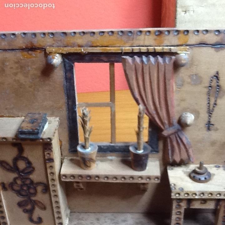 Casas de Muñecas: casita de muñecas muy antigua - Foto 4 - 168287904