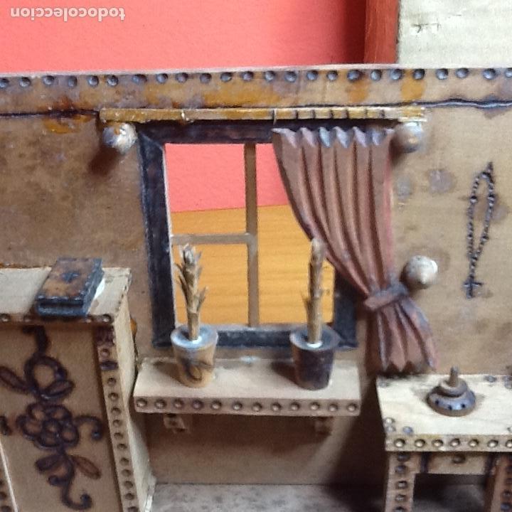 Casas de Muñecas: casita de muñecas muy antigua - Foto 8 - 168287904