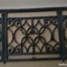 Casas de Muñecas: REJILLA DE CHIMENEA DE CREA Y DECORA TU CASA ) SEGUNDA MANO. Lote 170259760