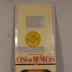 Casas de Muñecas: FACHADA - CREA Y DECORA TU CASA DE MUÑECAS Nº3 - PLANETA AGOSTINI AÑOS 90. Lote 170905045