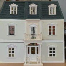 Casas de Muñecas: GRAN CASA DE MUÑECAS VICTORIANA COMPLETA GRAN TAMAÑO. Lote 172108184