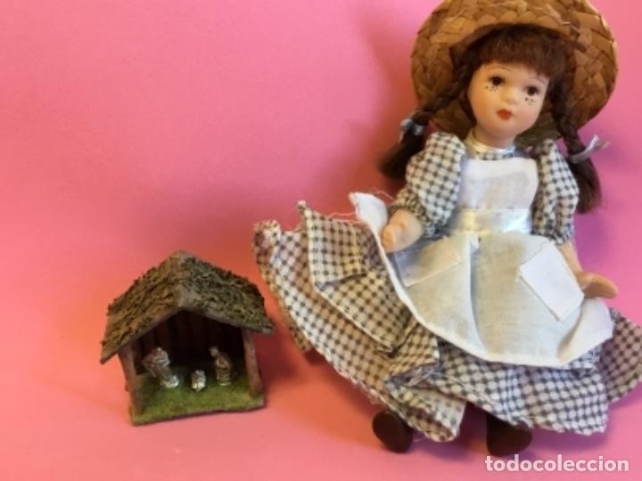 Casas de Muñecas: Nacimiento, portal Belén para casa de muñecas - Foto 3 - 173027538