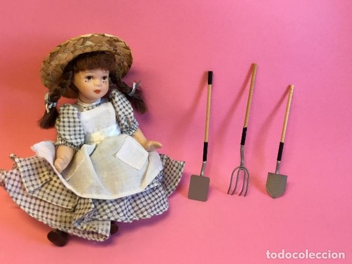 Casas de Muñecas: Herramientas de jardín para casa de muñecas - Foto 2 - 173027740