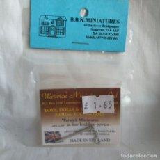 Casas de Muñecas: GAFAS DE TEATRO. Lote 174250213