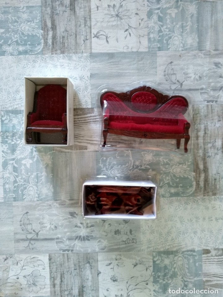 Casas de Muñecas: Casa de muñecas victoriana - Foto 12 - 174373449