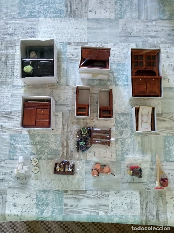 Casas de Muñecas: Casa de muñecas victoriana - Foto 21 - 174373449