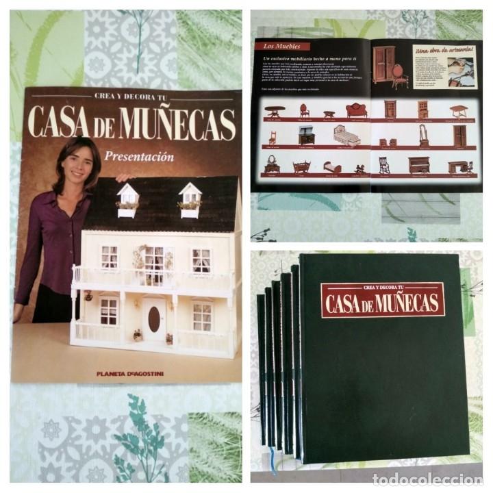 Casas de Muñecas: Casa de muñecas victoriana - Foto 2 - 174373449