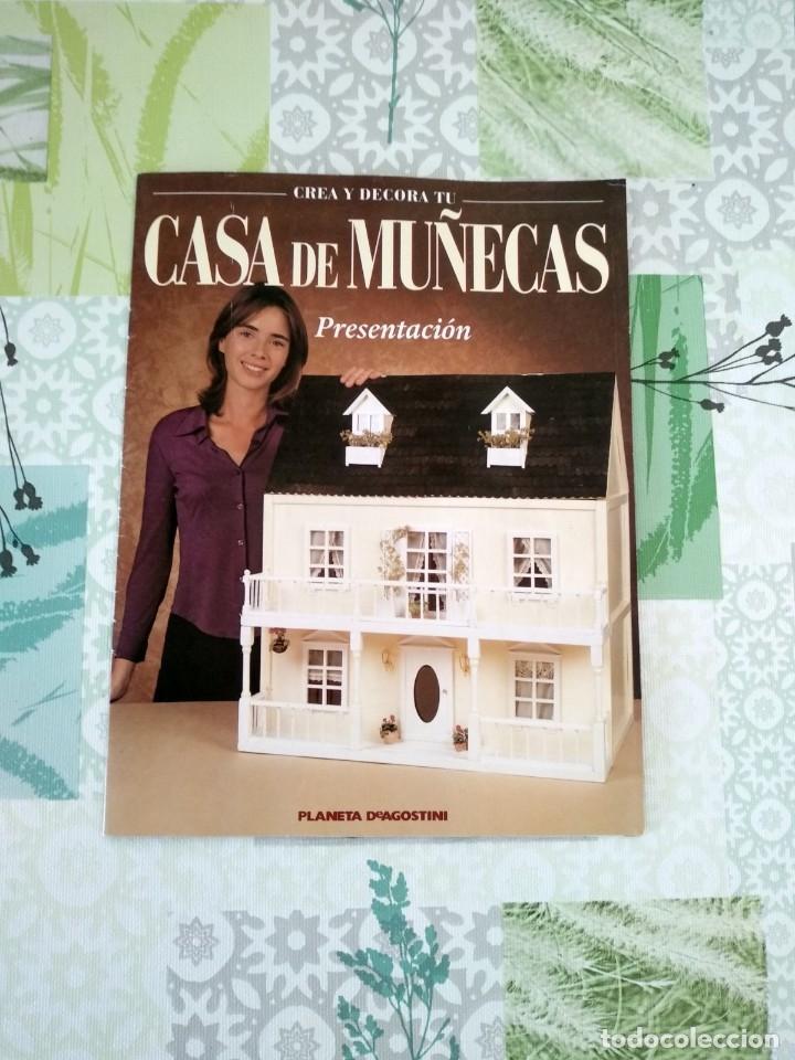 CASA DE MUÑECAS VICTORIANA (Juguetes - Casas de Muñecas, mobiliarios y complementos)