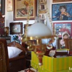 Casas de Muñecas: MUY BONITA LAMPARA PARA CASA DE MUÑECAS DE G. DEL COLECCIONISTA. Lote 175279437