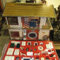 Casas de Muñecas: GRAN CHALET DE LISSI DE LOS AÑOS 70 CON CAJA DE MUEBLES DE LISSI - GUILLEM Y VICEDO. Lote 180338331