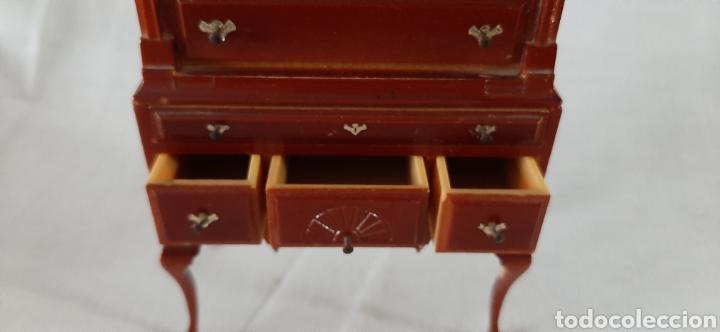 Casas de Muñecas: Mueble cajonera miniatura - Foto 5 - 182010135