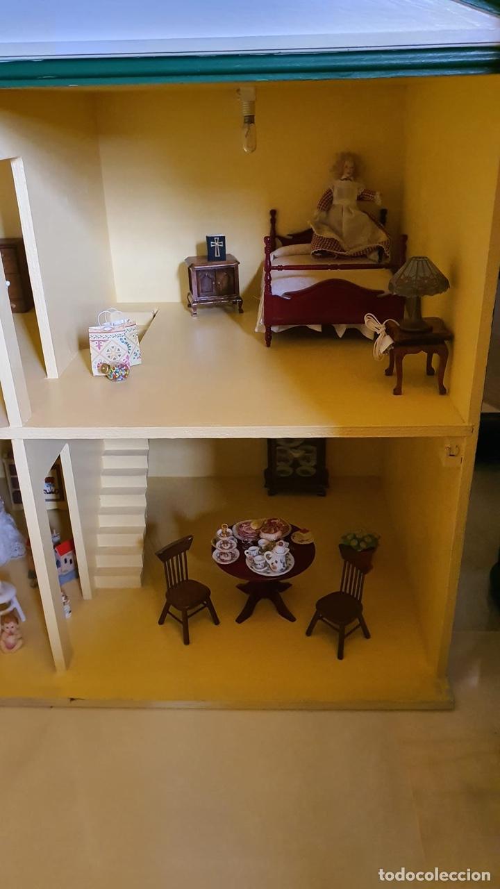Casas de Muñecas: Magnifica casa de muñecas con complementos - Foto 11 - 183281505